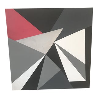 Ross Severson Abstract Painting