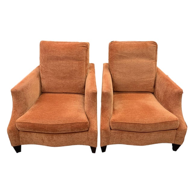 Donghea Club Chairs - a Pair For Sale - Image 12 of 12
