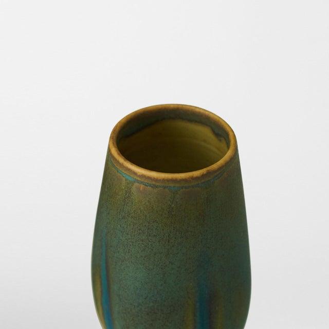 Mid-Century Modern Wilhelm Kage Mini-Spirea vase For Sale - Image 3 of 6