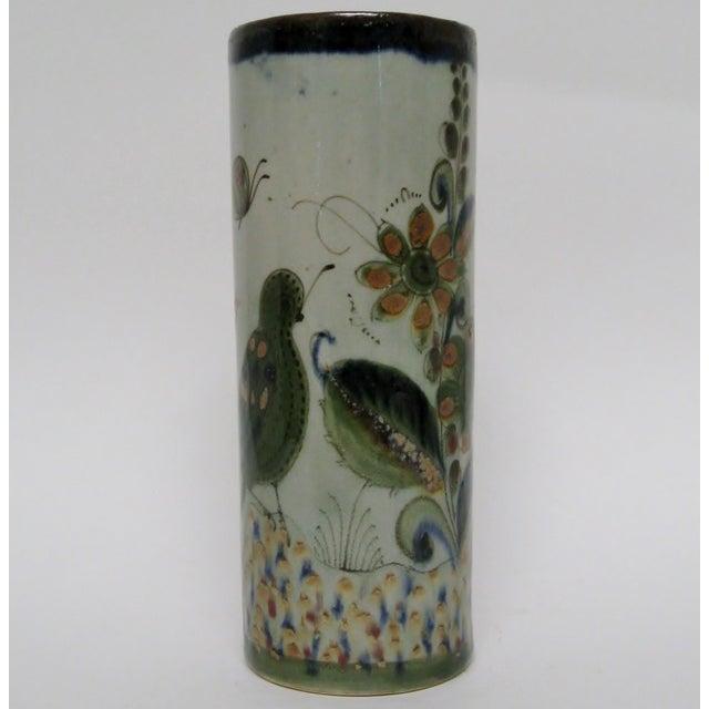 Tonalá Ceramic Vase - Image 2 of 5