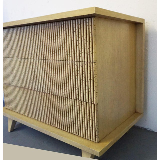 Mid-Century Modern Mahogany Dresser - American of Martinsville For Sale - Image 3 of 7