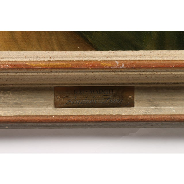 "Anders Zorn ""Kal-Margit"" Giclee For Sale - Image 4 of 4"