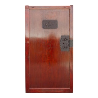 Antique Dutch Colonial Satinwood Door For Sale