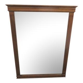 John Widdicomb/John Stuart Italian Style Fruitwood Mirror For Sale