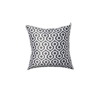 Abstract Ikat Accent Pillow For Sale