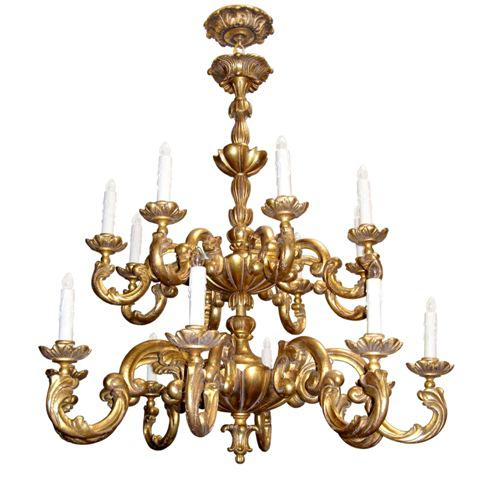 Item #: 9001 - Verochio Chandelier (8-Arm) Matching Canopy Included As Shown in Image If requested, 3-Feet of Matching...