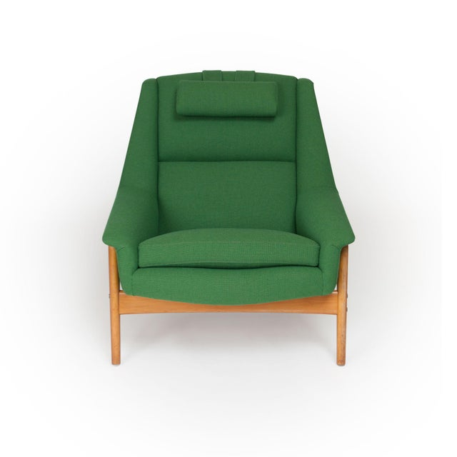 Dux Lounge Chair by Folke Ohlsson For Sale - Image 9 of 9