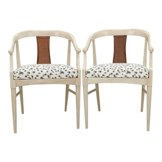 Peppercorn Tsu Chairs - a Pair For Sale