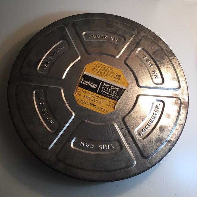 Eastman Kodak Vintage Eastman Kodak Film Reel Cannister For Sale - Image 4 of 4