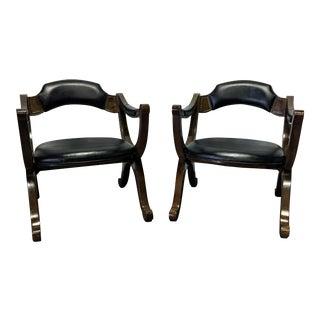 Drexel Heritage Mid-Century Esperanto Chairs - A Pair