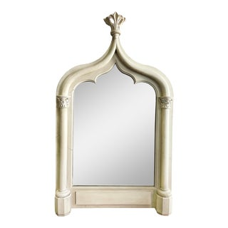 20th Century Gothic Revival Style Wall Mirror For Sale