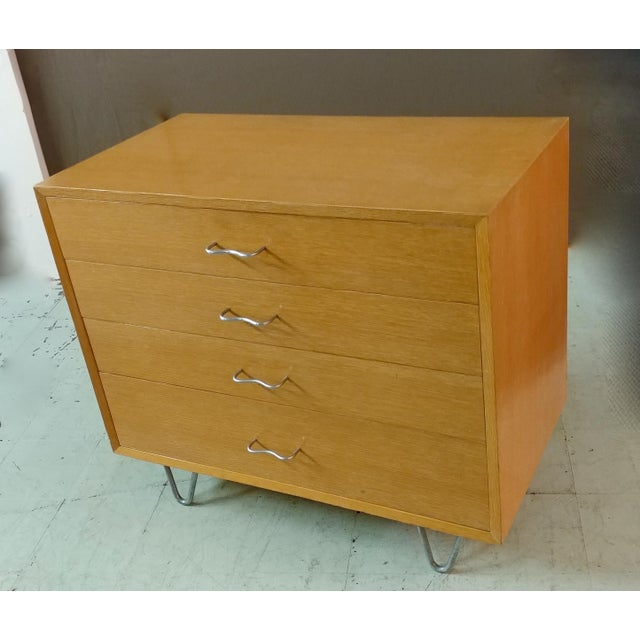 Herman Miller Mid-century Chest of drawers by George Nelson -c.1960s For Sale In Los Angeles - Image 6 of 6