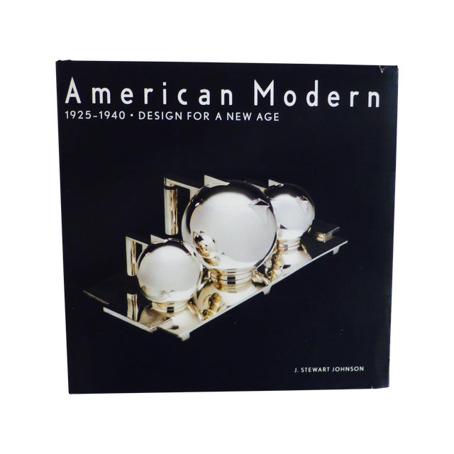 American Modern, Design Book 1925-1940 - Image 1 of 11