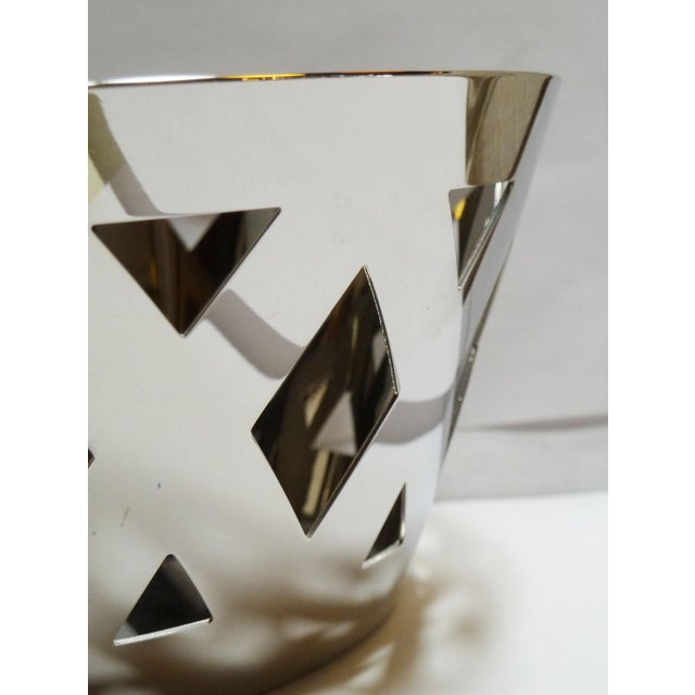 Alessi Stainless Steel Fruit Bowl For Sale In Los Angeles - Image 6 of 7
