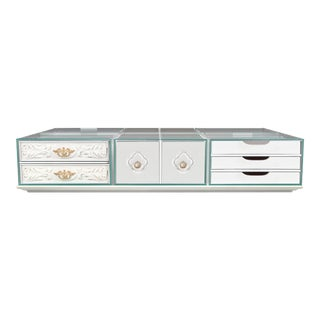 Soho White Coffee Table From Covet Paris For Sale
