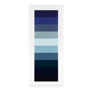 """Kyong Lee """"Emotional color chart 033"""", Painting For Sale"""