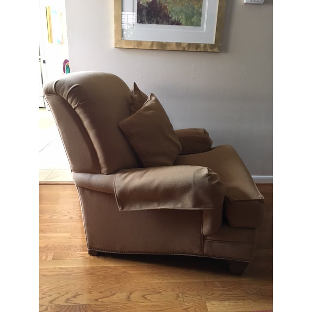 Ethan Allen Whitfield Chair For Sale - Image 5 of 5