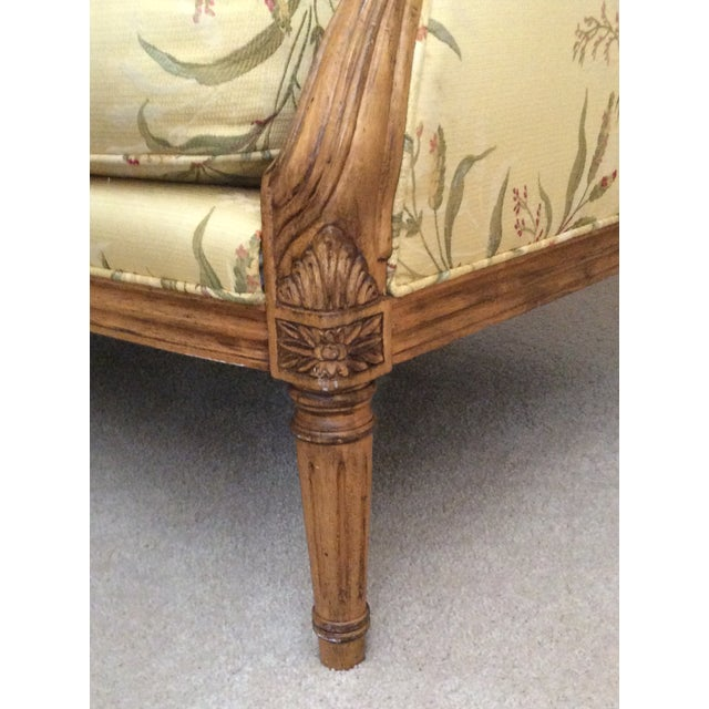 Century Furniture Century Furniture French Settee For Sale - Image 4 of 9