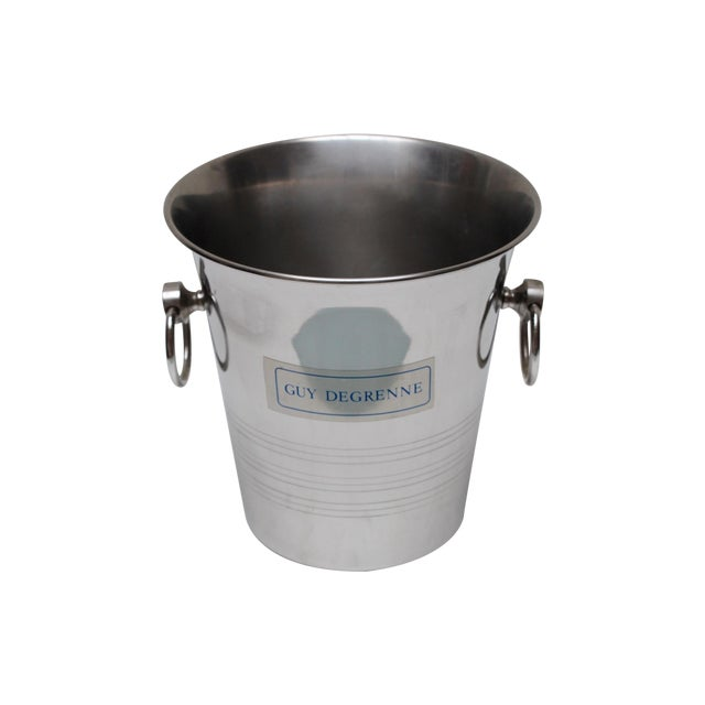 Guy Degrenne French Champagne Bucket - Image 1 of 9
