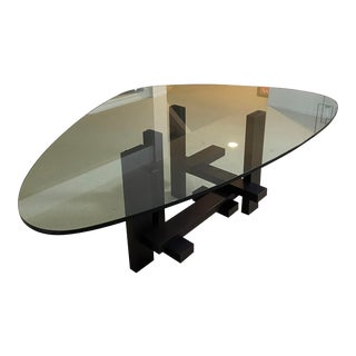 Modern Willy Ballez Sculptor Dining Table For Sale