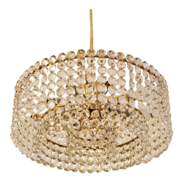 Superior crystal chandelier by jl lobmeyr decaso crystal chandelier by jl lobmeyr for sale aloadofball Image collections