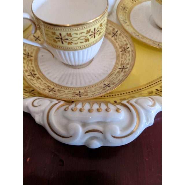 Bailey Banks Includes and Biddle Tea Set For Sale - Image 4 of 11