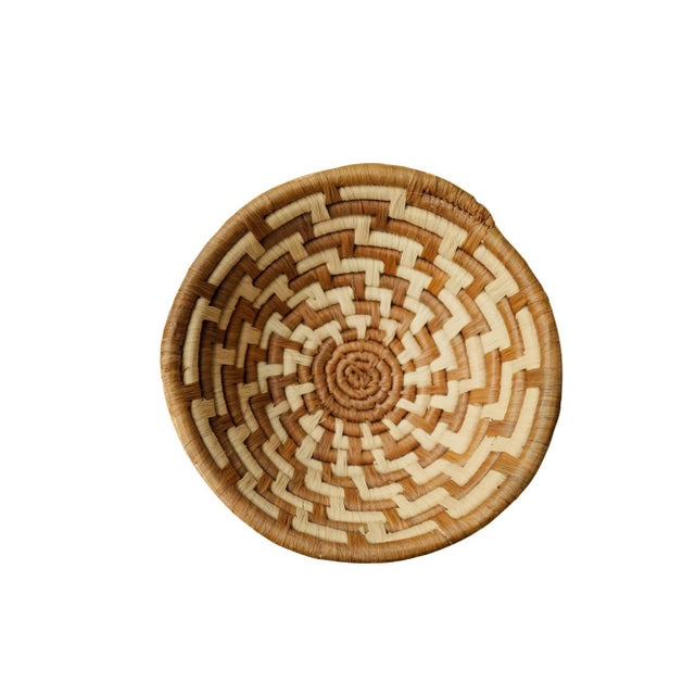 African Basket Bowl For Sale In New York - Image 6 of 6
