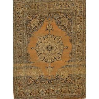 "Pasargad Antique Persian Tabriz Rug - 4'7"" X 6'2"" For Sale"