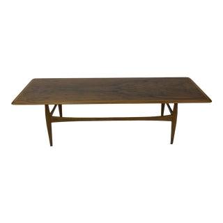 Hans Andersen Rosewood Top Coffee Table For Sale