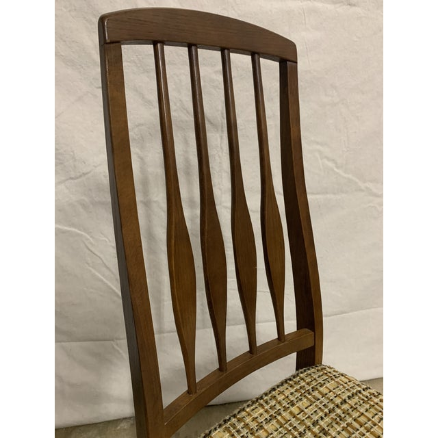 1970s Mid Century Modern Keller Dining Chairs - Set of 4 For Sale - Image 5 of 13