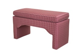 Image of Sherrill Furniture Ottomans and Footstools