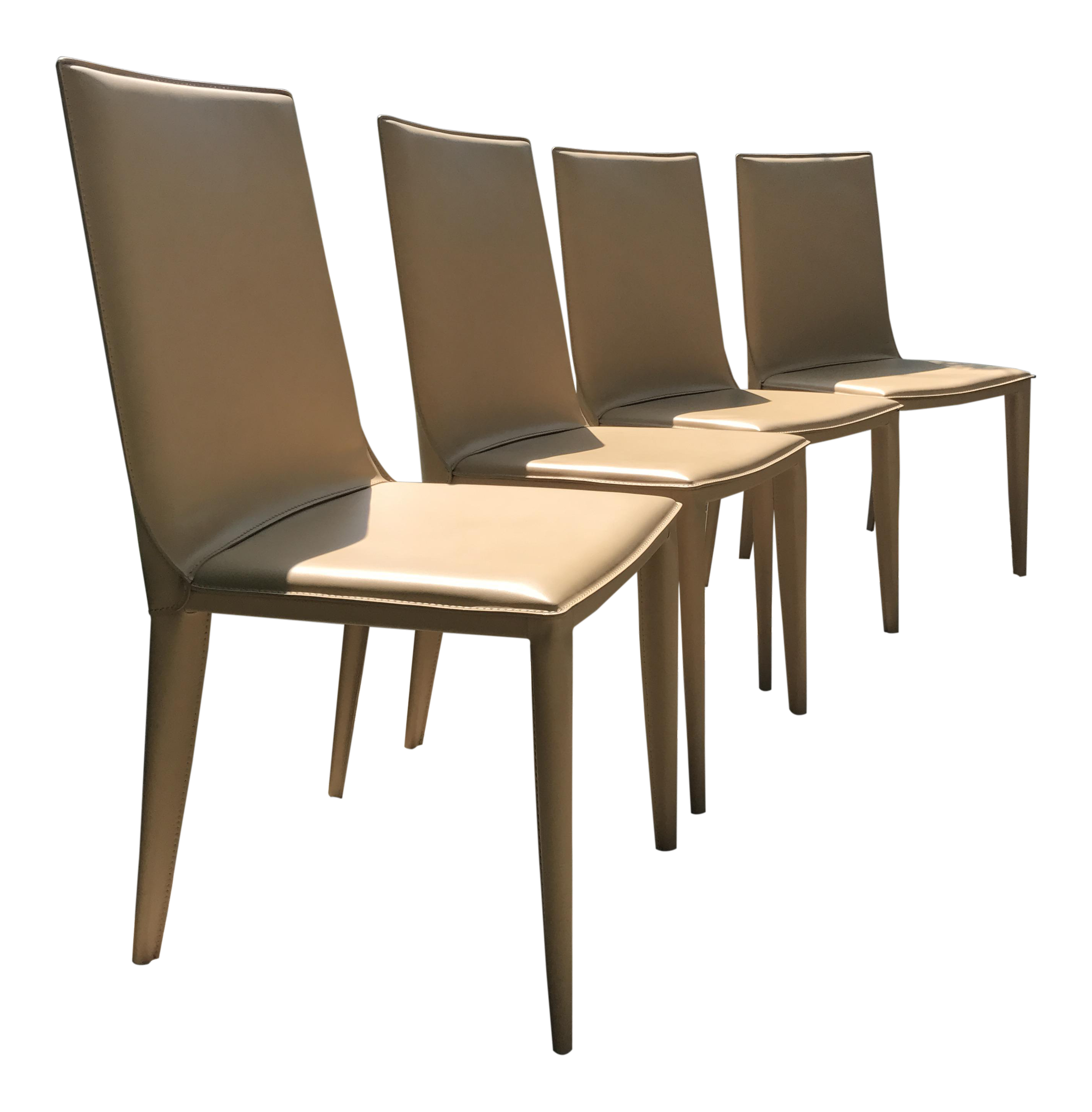 Design Within Reach Exclusive Bottega Side Chairs   Set Of 4