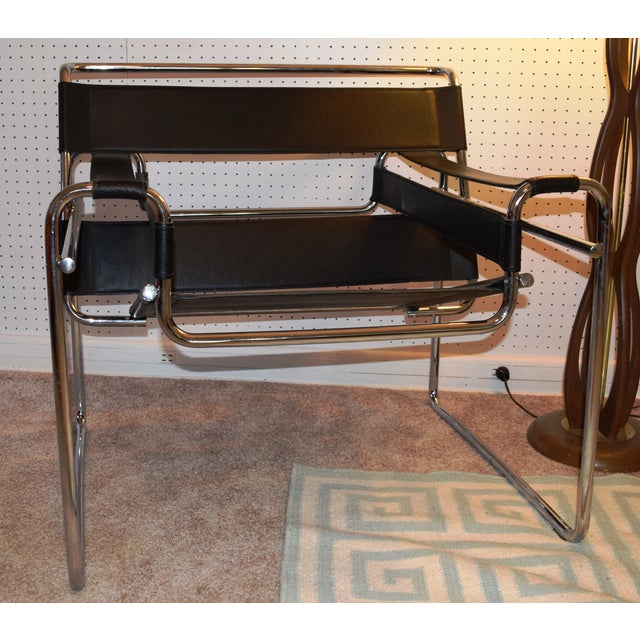 Stendig Wassily Chairs - A Pair - Image 3 of 7
