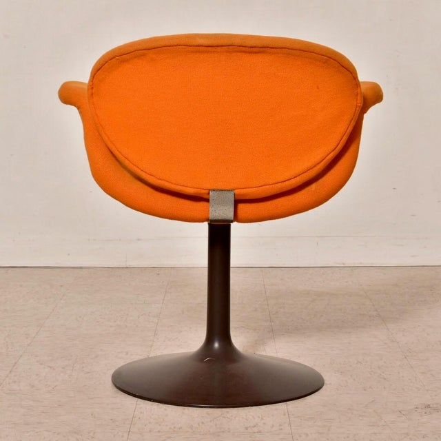 Pierre Paulin Vintage Artifort Tulip Chair by Pierre Paulin For Sale - Image 4 of 7