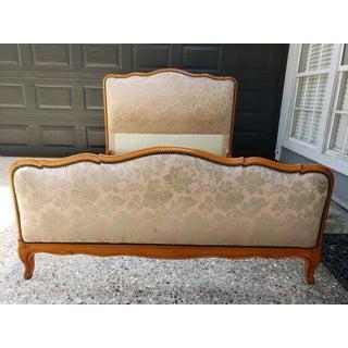 Vintage Upholstered French Bedframe Preview