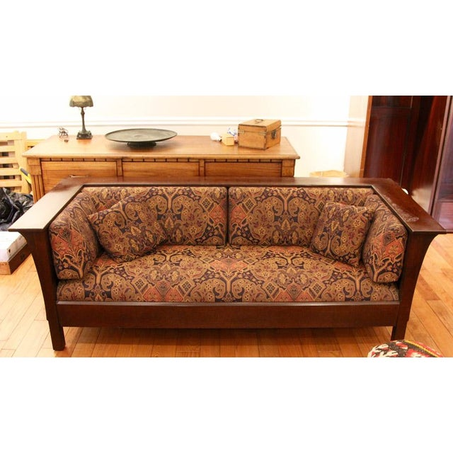 Stickley Arts & Crafts Sofa - Image 2 of 5