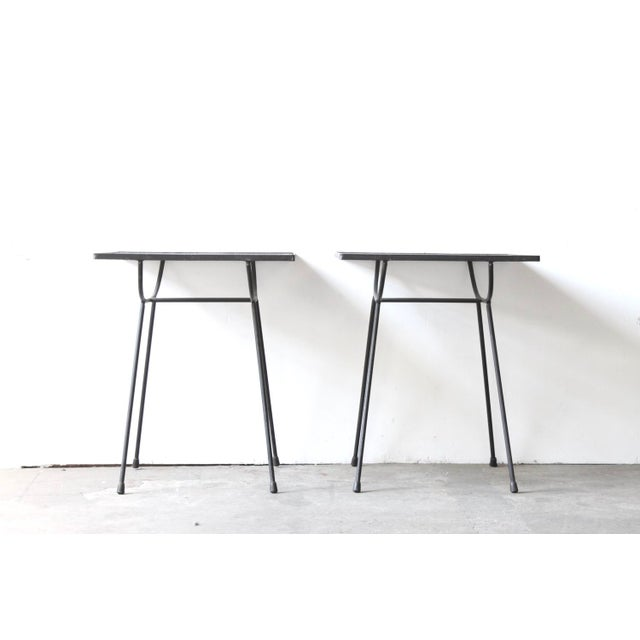 Side Tables by George Nelson for Arbuck - A Pair - Image 3 of 6