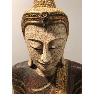 Antique Thai Buddha Preview