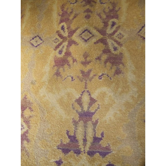 Spanish Carpet For Sale - Image 9 of 10