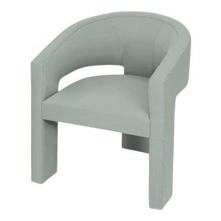 Tulah Chair, Linen, Slate