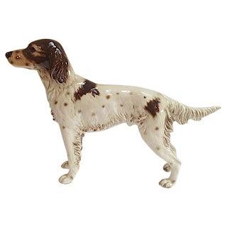 Porcelain Hunting Dog For Sale