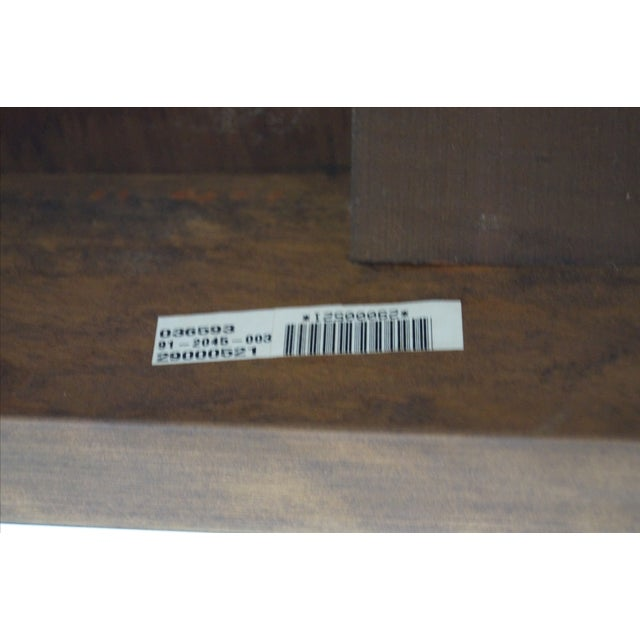 Stickley 21st Century Arts & Crafts Dining Table - Image 6 of 10