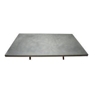 Galvanized Steel Top Only for Table or Kitchen Island For Sale
