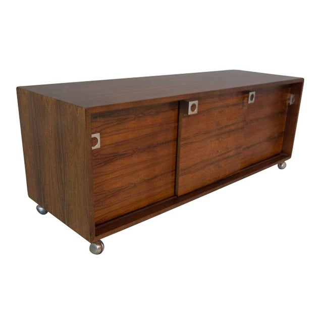 We are excited to offer one of the rarest, most sought after designs from the Danish modern era. An investment grade...