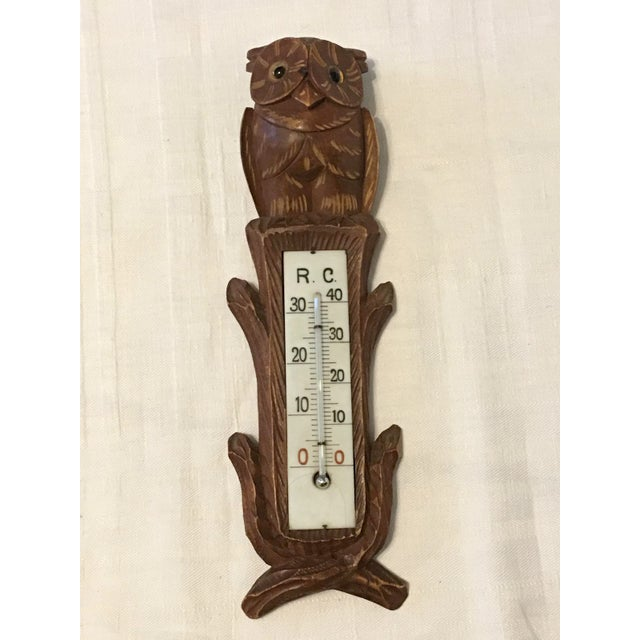 Black Forest Thermometer Wall Decoration - Image 2 of 4