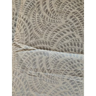 Meander Silver Fabric by Threads Lee Jofa For Sale
