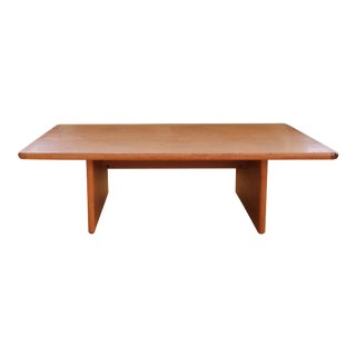 Vintage Mid Century Modern Dainish Coffee Table by Vildbjerg Møbelfabrik For Sale