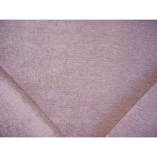Osborne Little Blandford Gray Velvety Chenille Upholstery Fabric - 6-3/8 Yards For Sale