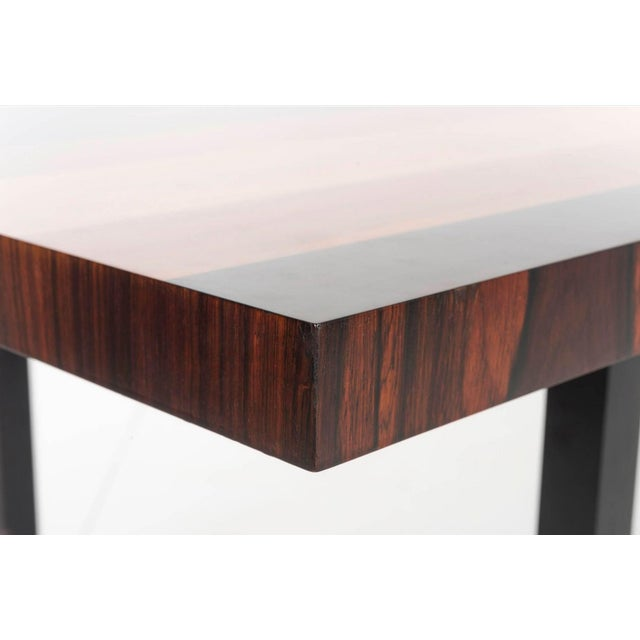 Milo Baughman Dining Table for Directional For Sale - Image 11 of 13