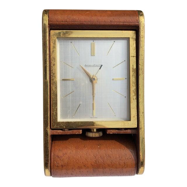 Jaeger-LeCoultre Travel Clock For Sale
